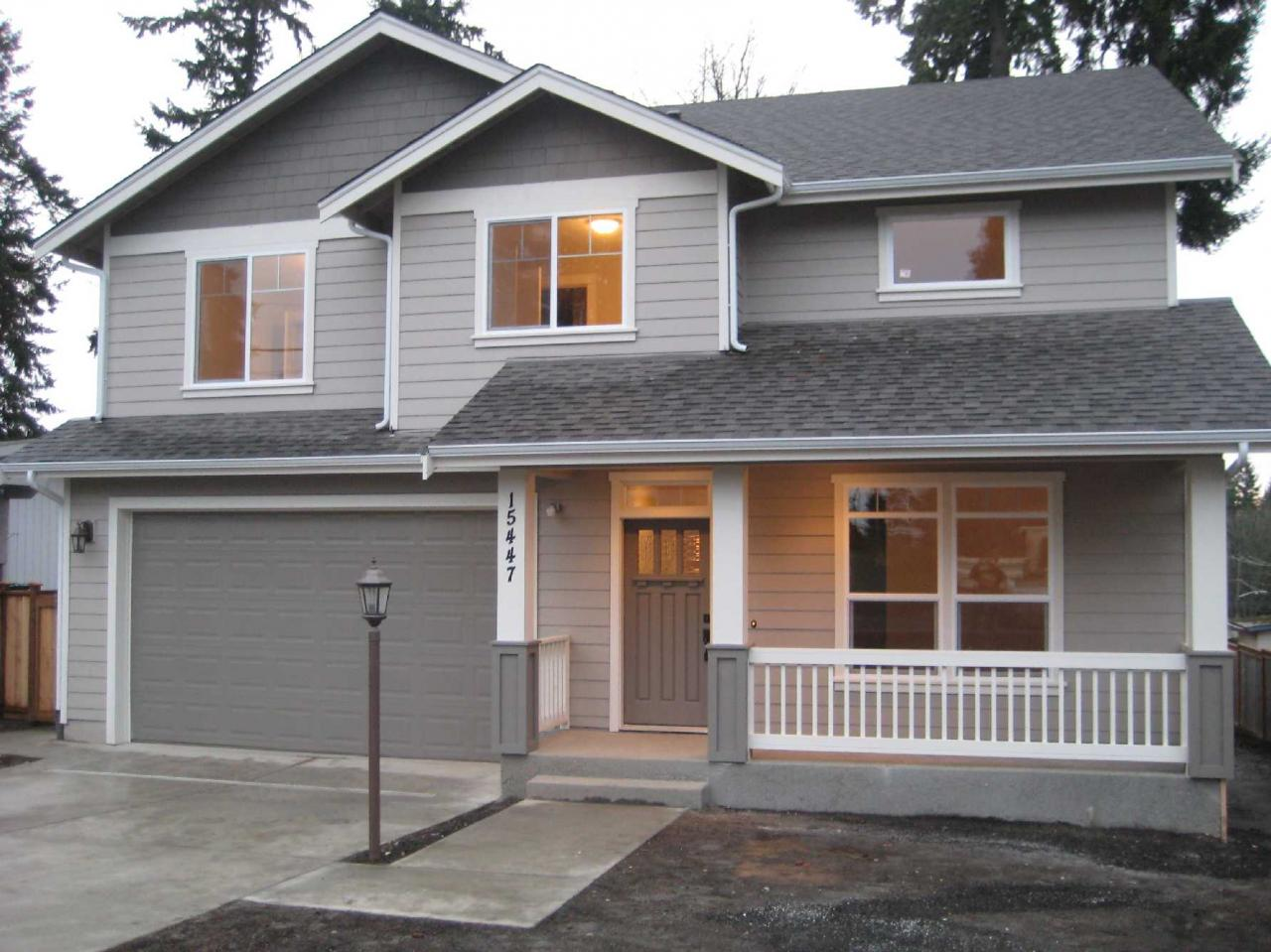 Eggers home construction remodeling llc new home for House contractor